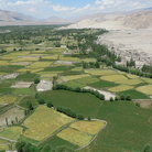 Picture - View from a monastery in the mountains of Ladakh.