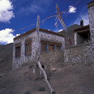 Picture - Tantak Gompa, Zanskar Mountains.