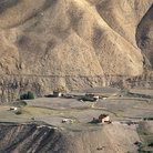 Picture - Lingshed mountain village in Zanskar.