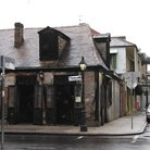 Picture - Lafitte's Blacksmith Shop, French Quarter, New Orleans.
