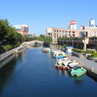 Picture - Canal at Jinan.