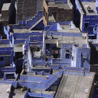 Picture - The Blue City of Jodhpur.