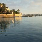 Picture - The waterfront in Juan Les Pins.