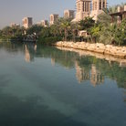 Picture - Waterfront of Madinat Jumeirah in Dubai.