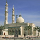 Picture - Jumeirah Mosque in Dubai.