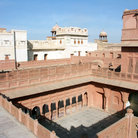 Picture - Junagarh Fort in Bikaner.