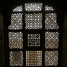 Picture - Window of the fort in Bikaner.