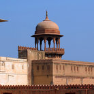 Picture - The Junagarh Fort at Bikaner.