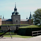 Picture - The Kalmar Castle in summer.