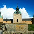 Picture - Towers of the Kalmar Castle.