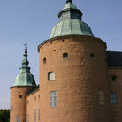 Picture - Tower of Castle Kalmar.