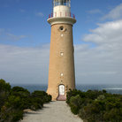 Picture - Lighthouse on Kangaroo Island.