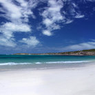 Picture - Vivonne Bay on Kangaroo Island.