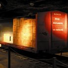 Picture - A display at the Kansas Underground Salt Museum in Hutchinson.