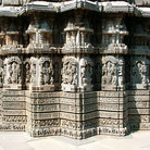 Picture - The Kesava Temple at Somanathapur.