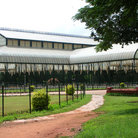 Picture - The Glass House at the Lalbagh Botanical Garden at Bangalore City.