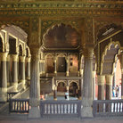 Picture - Tipu Sultan's Palace in Bangalore.