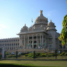 Picture - The Vidhana Soudha in Bangalore.