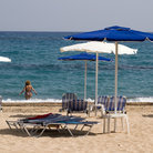 Picture - Beach at Skala.