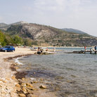 Picture - The town of Katelios near Skala.