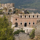 Picture - A former Greek Orthodox Church at Kayakoyu or Levissi, near Fethiye.
