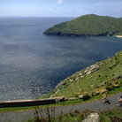 Picture - Keem Bay on Achill Island.