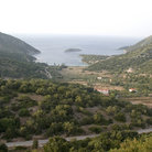 Picture - Atheras Bay on Kefalonia.