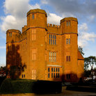 Picture - Late afternoon at Kenilworth Castle.