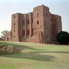Picture - Ruins of Kenilworth Castle, Warwickshire.