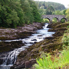 Picture - Sheen Falls and Arch Bridge, Kenmare.