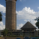 Picture - Conference center in Nairobi.