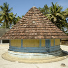 Picture - Temple at Kerala.