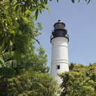 Picture - Lighthouse in Key West.