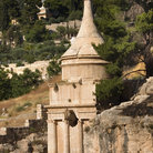 Picture - Yad Avshalom tomb in the Kidron Valley, Jerusalem.