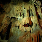 Picture - Wall of Kilkis Cave.