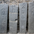 Picture - Unique gravestones at Kilmartin.