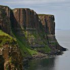 Picture - Kilt Rock on the Isle of Skye.