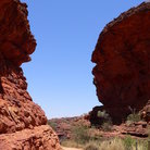 Picture - King's Canyon in the Outback.