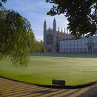 Picture - The Chapel of King's College in Cambridge.
