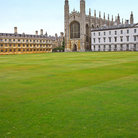 Picture - The church at King's College, Cambridge.