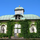 Picture - Charlottenborg, the oldest building on Kongens Nytorv, in Copenhagen.