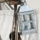 Picture - Candle lantern at CSS Neuse State Historic Site, Kinston, North Carolina.
