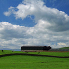 Picture - Farm and field near Kirkby Lonsdale.