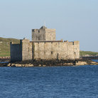 Picture - Kisimul Castle in Castlebay on the Island of Barra.