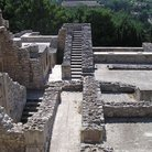 Picture - Site of Knossos.