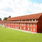 Picture - Kastellet, the former Citadel of Frederikshavn in Copenhagen.