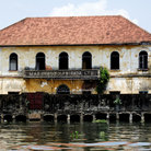Picture - Portugese architecture in Cochin.