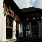 Picture - The old Dutch Bolgatty Palace in Cochin.