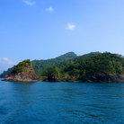 Picture - View to the Island of Koh Chang.