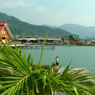 Picture - The village of Ban Bang Bao of Koh Chang.